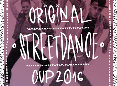 Original Street Dance Cup 2016
